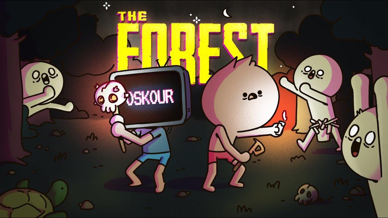 HIHI ON VA MOURIR (The Forest avec Nuja)