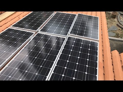 BASIC SOLAR SETUP IN SINGAPORE PART 1
