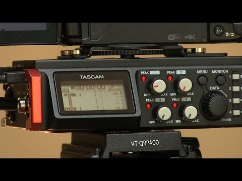 Accessories You Need With The Tascam DR-701D