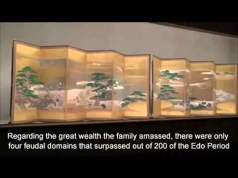 Japan Trip: Tokugawa Art Museum Japan's history & tradition, Nagoya
