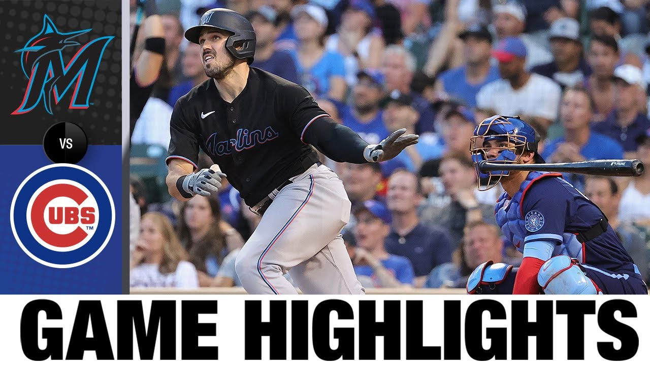 Download Marlins vs. Cubs Game Highlights (6/18/21) | MLB Highlights