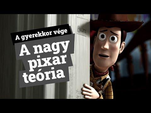 A nagy Pixar teória - Kenry26-tal | A gyerekkor vége