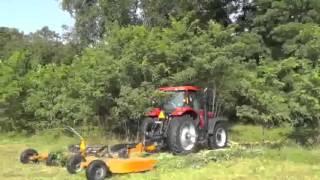 BW180X Woods Batwing Extreme Mowing