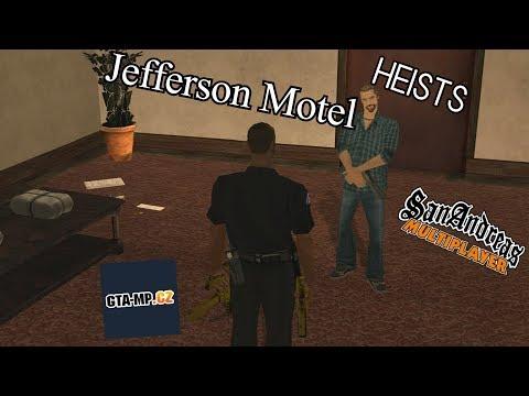 WTLS Heists - Jefferson Motel   SA-MP