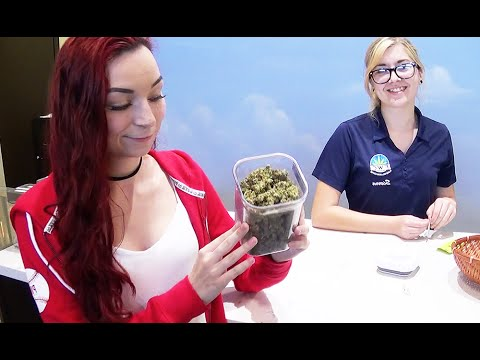 HOW TO LEGALLY BUY WEED (DISPENSARY WALKTHROUGH)