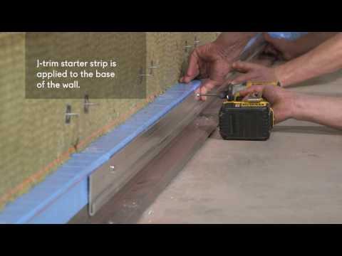 Alumitex™ by Elemex - Aluminum Facade System Installation
