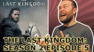 THE LAST KINGDOM: SEASON 2 EPISODE 5 REVIEW - YouTube