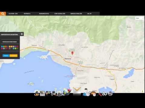 Sistema de GPS  Tracking Web Y Mobil
