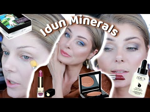 """Full Face Of Idun Minerals 