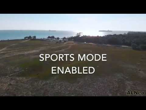 MAVIC AIR   Sports Mode Whole Footage