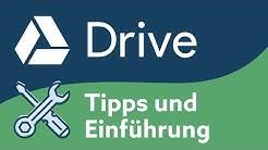 Google Drive | Einführung und Tipps