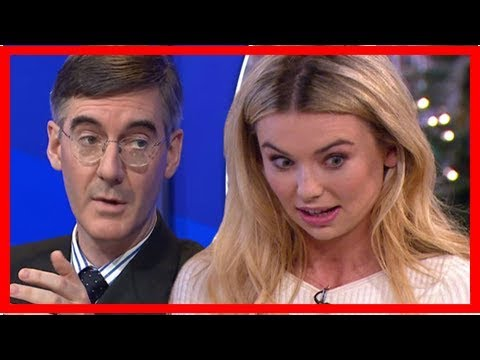 Phillip Schofield teases Georgia Toffolo's 'flirting' with 'SEX GOD' Jacob Rees-Mogg