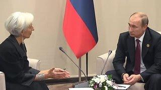 G20: Анталия - центр глобальной политики