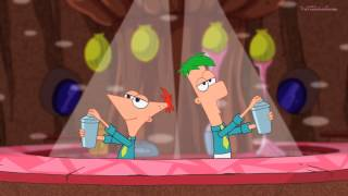 Watch Phineas  Ferb Shooting Star Milkshake Bar video