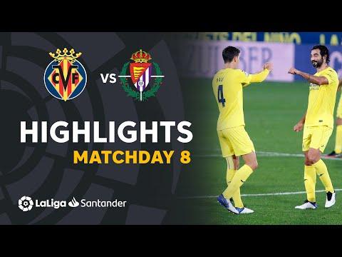 Villarreal Valladolid Goals And Highlights