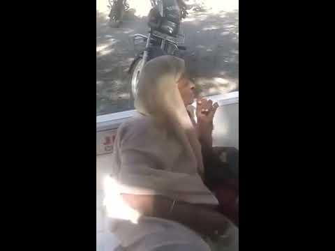 Full gujrati gaali old woman abusing everyone
