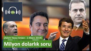 Gambar cover Milyon dolarlık soru [Adem Yavuz Arslan - 1 Mayıs 2019]