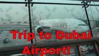 Trip to Mumbai - Dubai Airport - Europe Trip episode 1