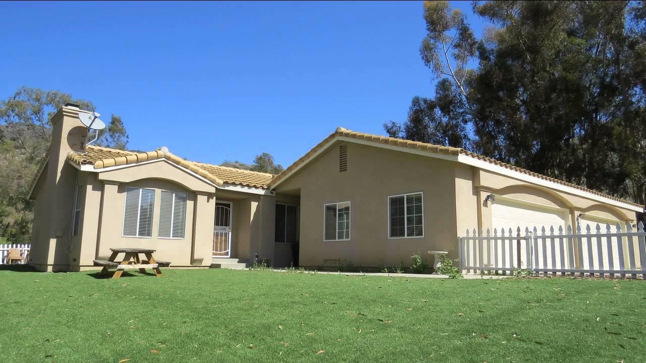 Southern California Real Estate Santa Paula Homes For