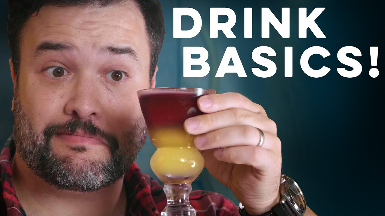 Best Sours to Master Mixology!   How to Drink