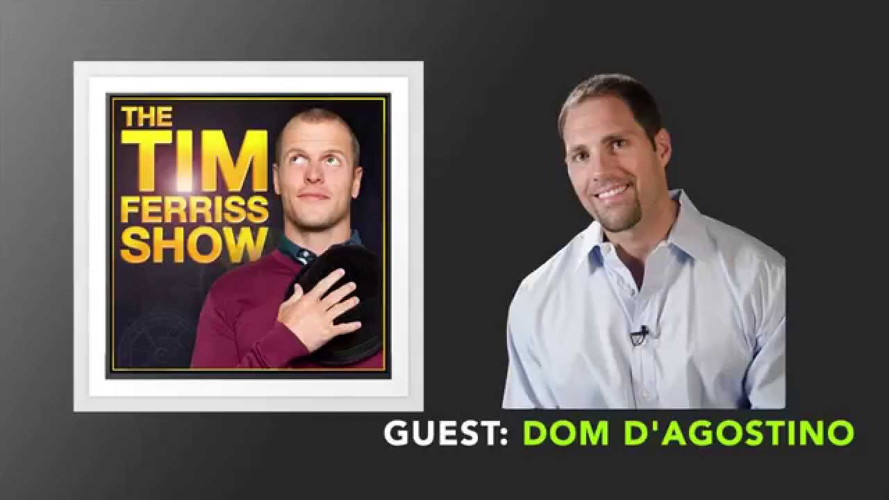 Image result for tim ferriss dom d'agostino