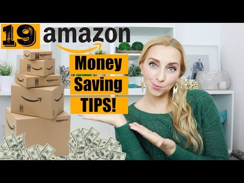 19 Amazon Money Saving Tips You Need to Know! (Some are HIDD