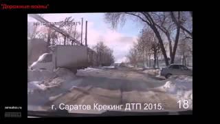 """Новая подборка ДТП и аварий от """"Дорожные войны"""" за 16 04 2015 ВИДЕО №356"""