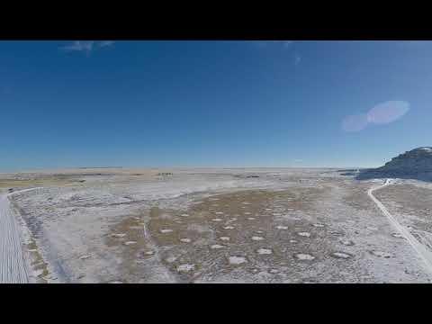 GoPro Karma Drone Practice Footage - Wyoming 2017