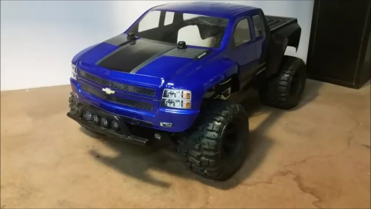 Stampede 4x4 To Slash Mt Conversion Youtube Thread Vxl Press Release And Pics