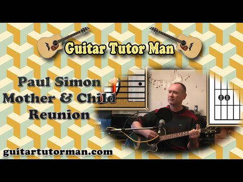 Mother And Child Reunion - Paul Simon - Acoustic Guitar Lesson