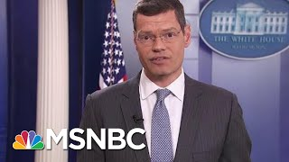 Nichols: Trump Thinks Republicans Are 'Killing It' During Impeachment Hearings | MSNBC