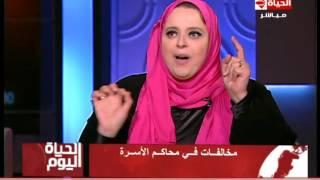 بالفيديو.. عبير الشرقاوي باكية على الهواء: 'زوجى حاول قتل ابنى'