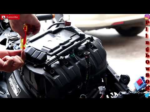 How to clean you air filter on your motorcycle/ Cbr1000rr cbr600rr