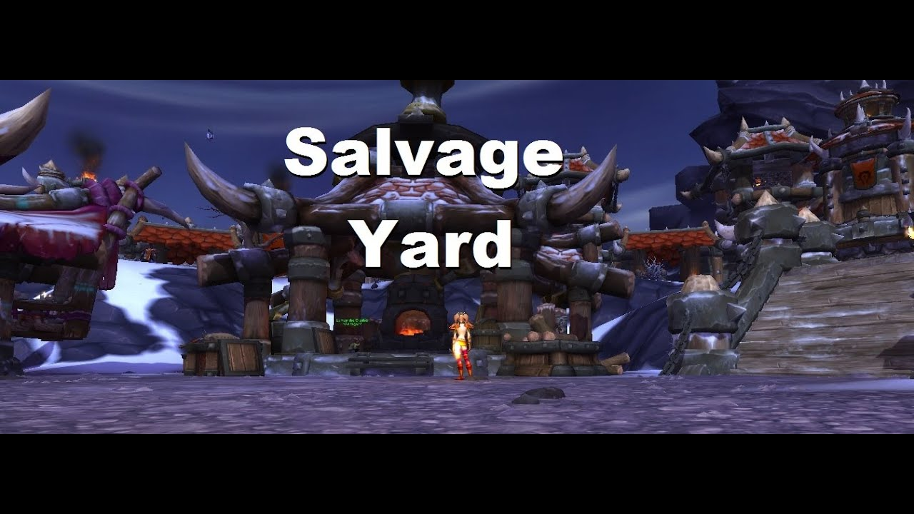 Garrison guide salvage yard level 3 rewards and perks wow wod garrison guide salvage yard level 3 rewards and perks wow wod malvernweather Images