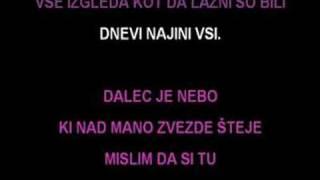 Karaoke - Toše Proeski - Moja