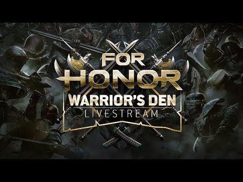 Warrior's Den Weekly Livestream - June 21st 2018