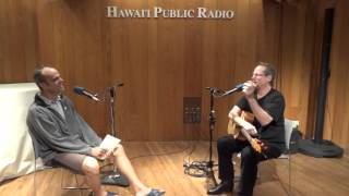 Roger McGuinn of The Byrds with Honolulu, Hawaii radio host Dave Lawrence part 1