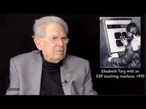 The Life, Death, and Afterlife of Elisabeth Targ with Russell Targ