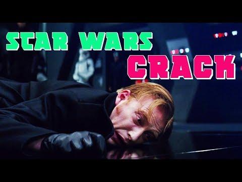 STAR WARS CRACK | I - VIII + ROGUE ONE #2