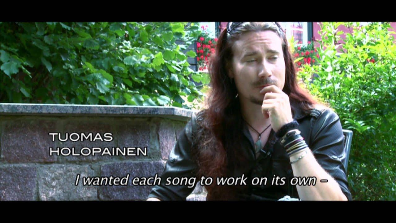 NIGHTIWSH — About Imaginaerum (OFFICIAL INTERIVEW)