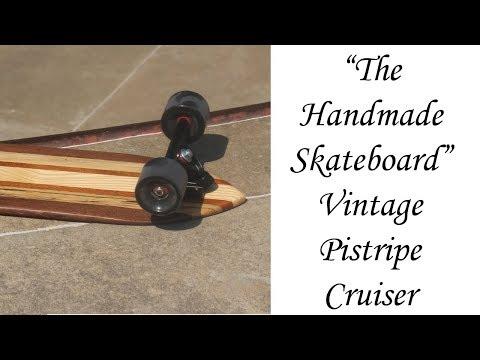 DIY Pinstripe Vintage Cruiser