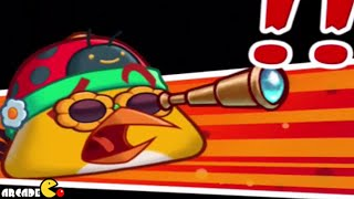 Angry Birds Fight! - FINAL Map Flower Island Gameplay Part 38