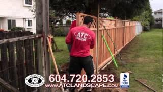 Cedar Fencing Vancouver | Cedar Fence Panels & Installation Vancouver