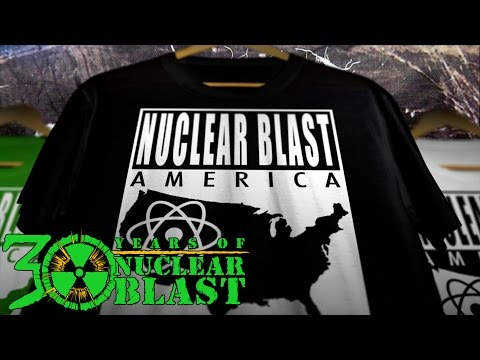 """NUCLEAR BLAST - Original """"Music To Mangle Your Mind"""" Shirts"""