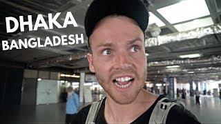 DHAKA, Bangladesh is UNBELIEVABLE (Tourist in Dhaka)
