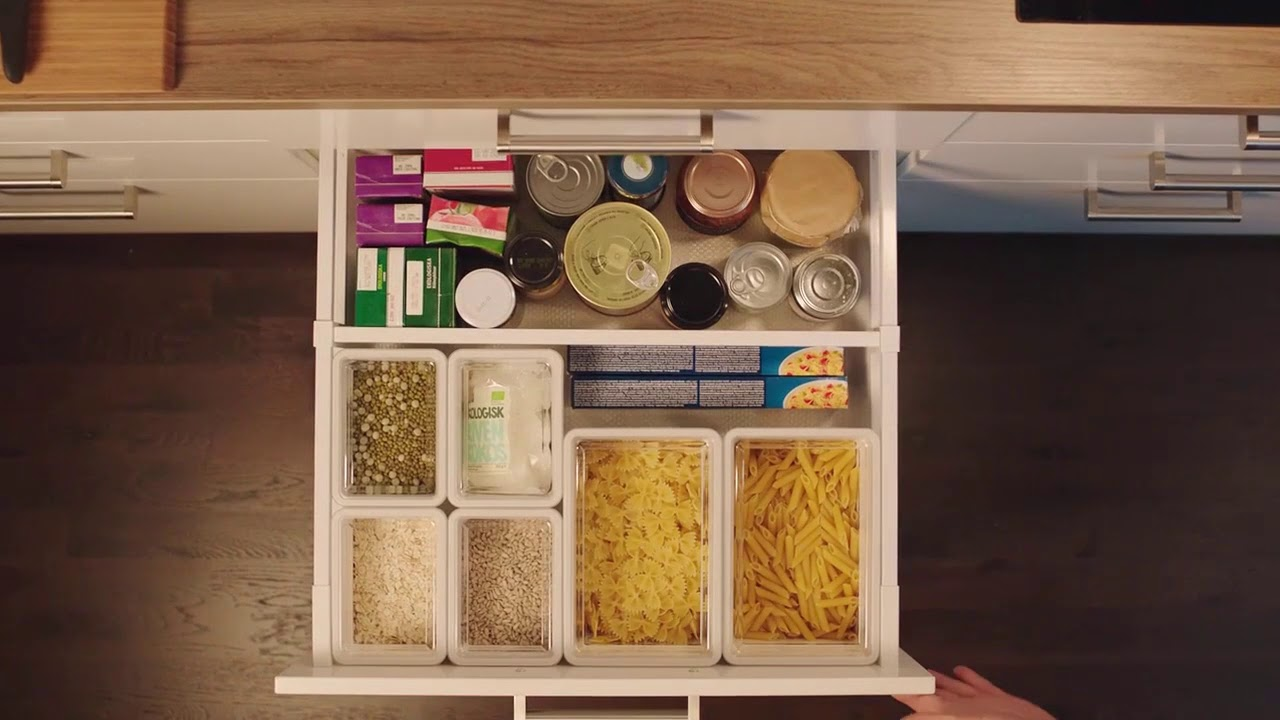 Te Ayudamos A Organizar Tu Cocina Ikea