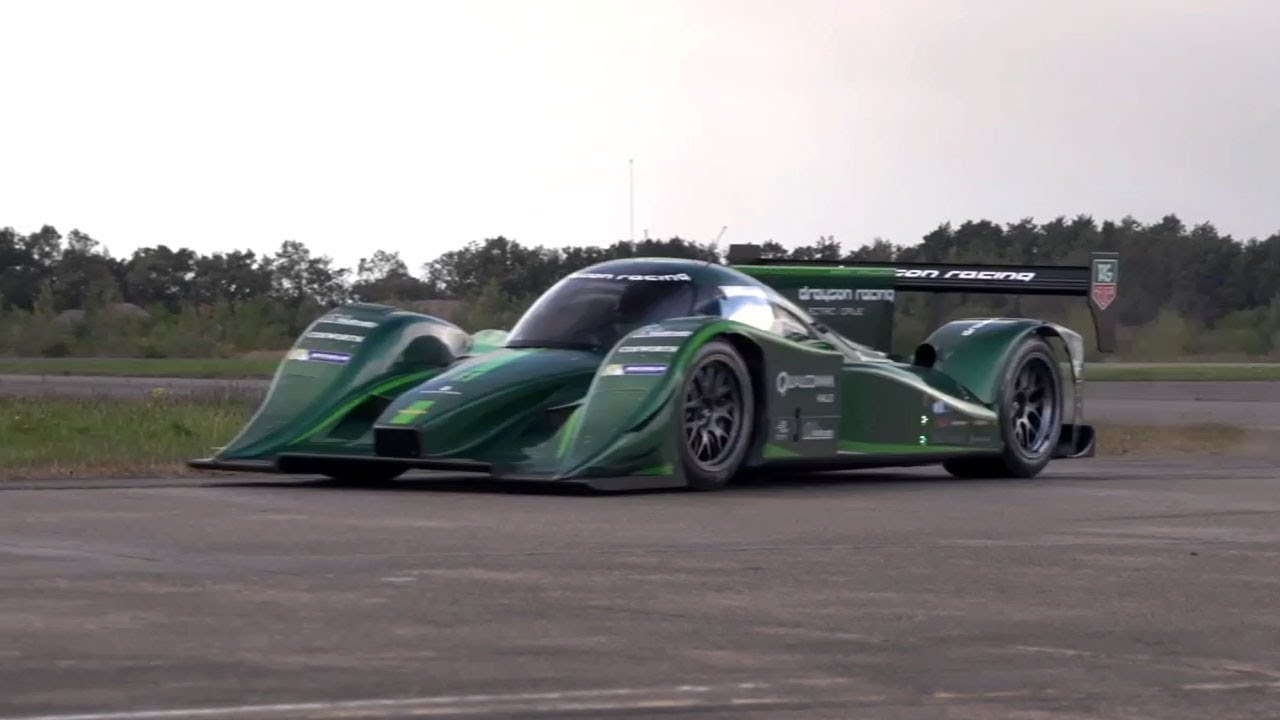 850hp Electric Racing Car: Driving the Drayson B12/69EV -- /CHRIS ...
