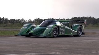 850hp Electric Racing Car: Driving the Drayson B12/69EV -- /CHRIS HARRIS ON CARS
