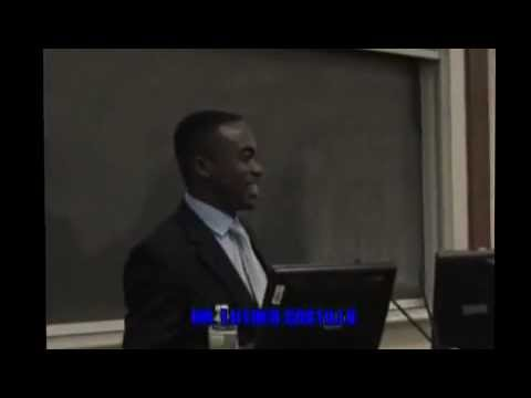 DR. LUTHER CASTILLO, CONFERENCE AT COLUMBIA UNIVERSITY.wmv