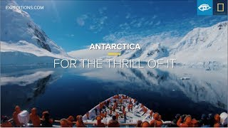 For the Thrill of It | Antarctica | Lindblad Expeditions-National Geographic